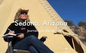 Journaling in Sedona @ The Sanctuary