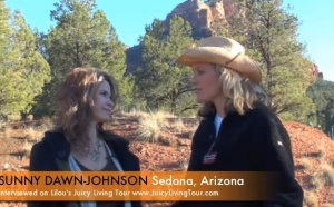 Self-Love and working with Angels & their vibration - Sunny Dawn, Sedona AZ