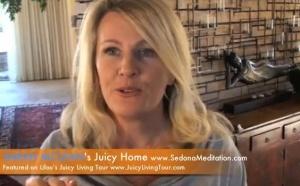 Juicy Home of Sarah Mclean, Sedona AZ