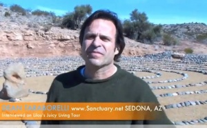 Self-discovering journey overcoming addictions, Dean Taraborelli, Sedona AZ