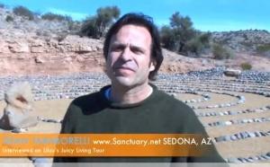 Self-discovering journey overcoming addictions, Dean Taraborelli, Sedona AZ
