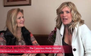 Regina Meredith, Conscious Media Network in Sedona AZ