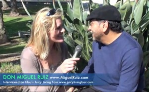 Open heart with Don Miguel Ruiz
