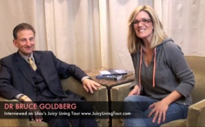 Past life Regression, Para-regression & Progression - Dr Bruce Goldberg