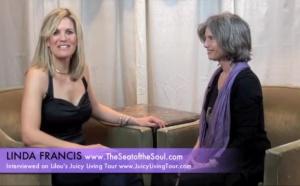 Meeting a life spiritual partner - Linda Francis