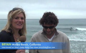 California and its surfing juiciness
