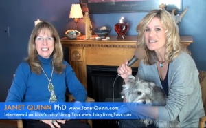 Life force and mystery - Janet Quinn
