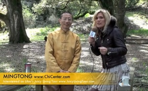 MUST SEE!!! Beyond miraculous healings - Mingtong at Chi Center, California