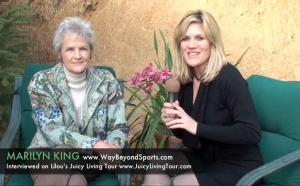 Olympian Thinking - Marilyn King, Two time Olympian