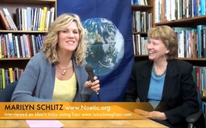 Noetic Sciences - Marilyn Schlitz, PhD