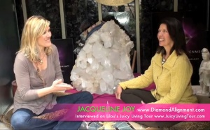 Diamond alignment - Jacqueline Joy, Carmel California