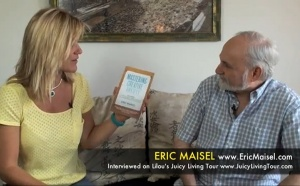 How to deal with anxiety when needing to be creative - Eric Maisel