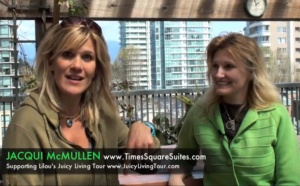 Law of attraction manifestation at Times Square Suites, Vancouver