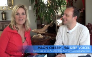 Inspiration from Dolphins and Whales - Jason Cressey, PhD