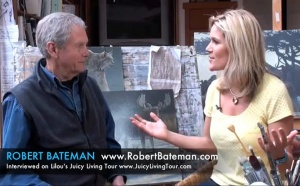 Get kids out in nature!!!! - Robert Bateman, Canada's top artist