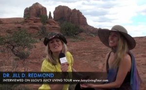 Called by Gaia to life's purpose in Sedona, AZ - Jill D Redmond, PhD