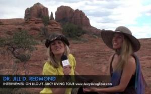 Called by Gaia to life's purpose in Sedona, AZ - Jill D Redmond, PhD