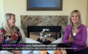 Meditating with Sarah McLean