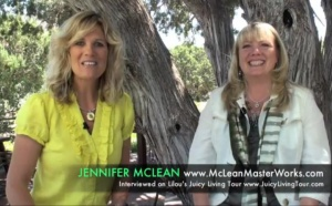 Body dialogue healing - Jennifer McLean
