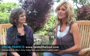 Relationship's Spiritual partnership - Linda Francis