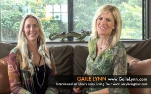 Living from the heart - Gaile Lynn, Maui Hawaii