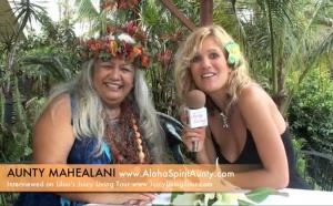 ALHOA SPIRIT - AUNTY MAHEALANI