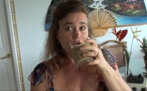 Anita' creamy chocolate shake