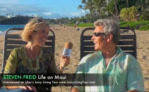 Life on Maui, Steven Freid