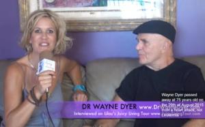 Dr Wayne Dyer's Leukemia healing & lessons