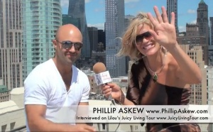 Phillip Askew - YOGA - Challenge the body, engage the mind & quicken the spirit - New York City