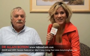 Lilou's EMDR & IADC Session with Dr Al Botkin, Chicago