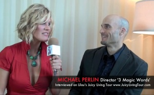 Michael Perlin, Director of the Magic 3 Words, Los Angeles California