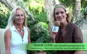 Kundalini Yoga & Breathing exercises - Diane Cline (part 2)