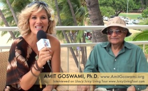 Amit Goswami, Ph.D : How to achieve happiness from Quantum Physics perspective!!!!