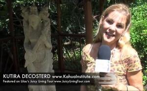 Maui eco-retreat, Hawaii with Kutira awakening the eco-soul
