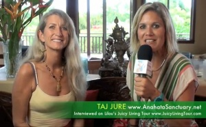Crystal bols and sound healing - Taj Jure