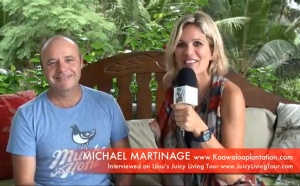 Big Island Guest house dream came true - Michael Martinage, Ka'Awa Loa Plantation