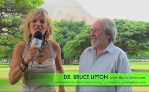 (FR) 1/2- Dr Bruce Lipton - Révolution de l'évolution et émergence des créatifs culturels