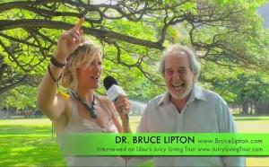 (FR) 2/2- Dr Bruce Lipton - Révolution de l'évolution et émergence des créatifs culturels