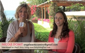 You are not alone, the angels are here - Nicole Domit, Mexico