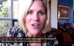 What is your message to Humanity? (video response request)