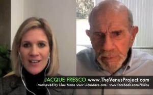 JACQUE FRESCO The Venus Project