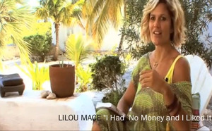The Secret to live abundantly - Lilou interviewed by Pablo Arellano