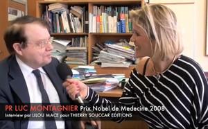 (FR) Pr Luc Montagnier: Santé & Élection présidentielle 2012, Immobilisme, Enjeux (1/2)