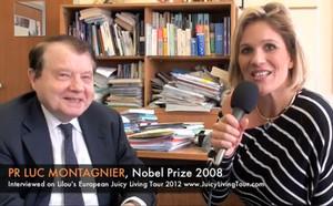 Research updates on Lyme disease, Aids & Autism - Pr Luc Montagnier, Nobel Prize 2008