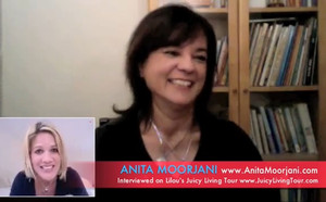 Mit Tehetünk a Földünkért? - mini-beszélgetés Anita Moorjanival