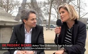 (FR) LILOU interview F BIZARD sur Une Ordonnance pour la France (1/2)