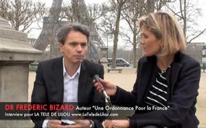(FR) LILOU interview F BIZARD sur Une Ordonnance pour la France (2/2)