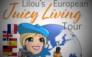 Juicy Living Tour EUROPE Trailer - Starting April 17th 2012