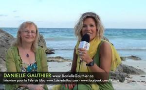(FR) Délivrance d'âme - Danielle Gauthier, Tulum Mexico